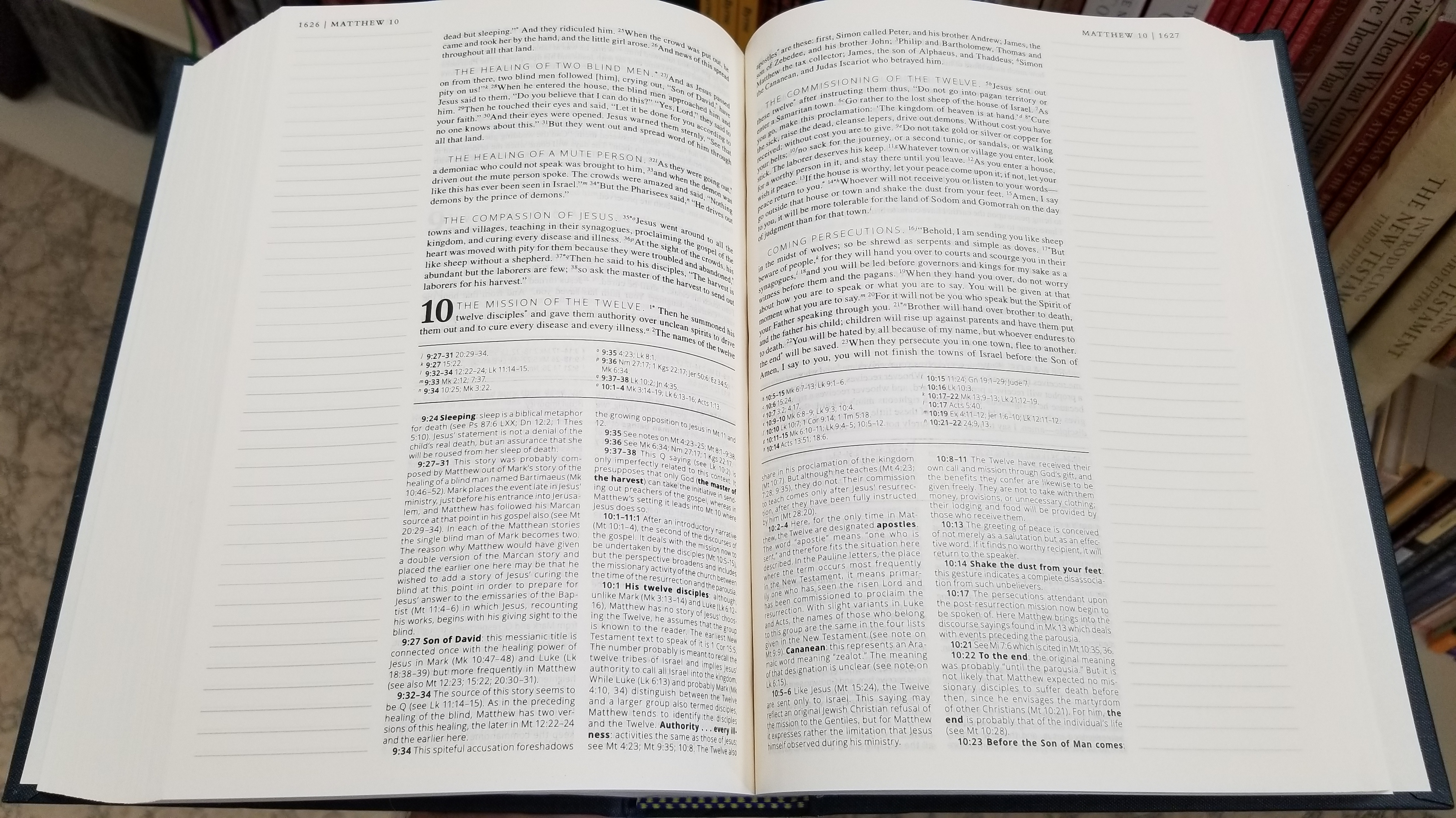 NABRE Catholic Journaling Bible from Our Sunday Visitor